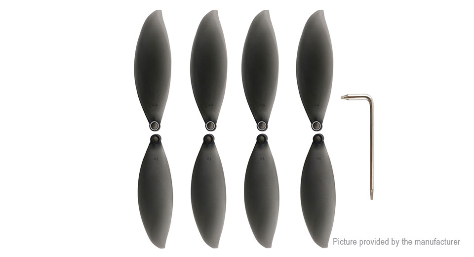 Replacement CW/CCW Propellers for Parrot ANAFI Drone (8 Pieces)