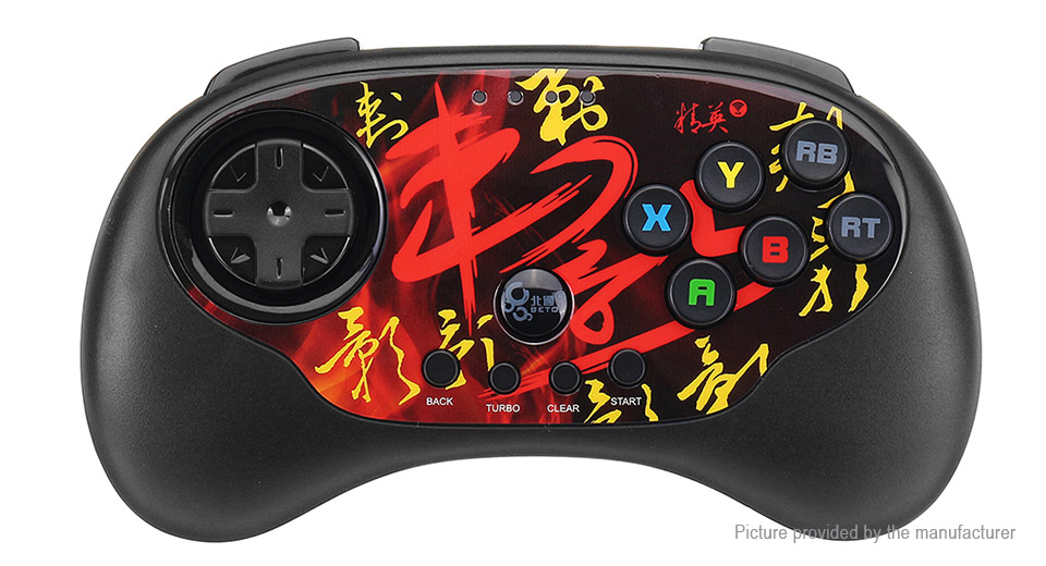 Authentic Betop BTP-C3K Wireless Gamepad / Game Controller