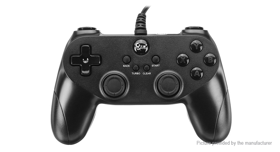Betop BD2E USB Wired Gamepad / Game Controller