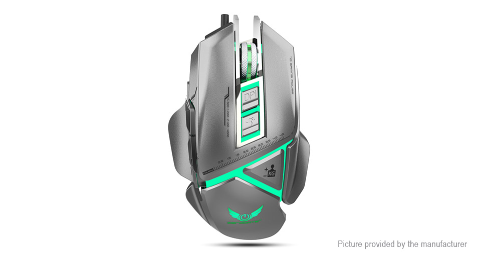 X400 USB Wired Optical Gaming Mouse