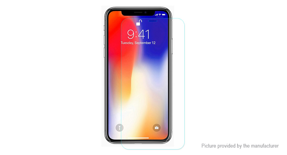 Hat.Prince 2.5D Tempered Glass Screen Protector for iPhone XR