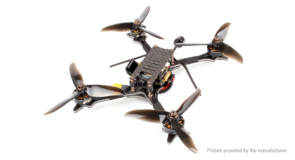 Holybro Kopis 2 FPV Racing R/C Drone (BNF, Frsky Receiver)