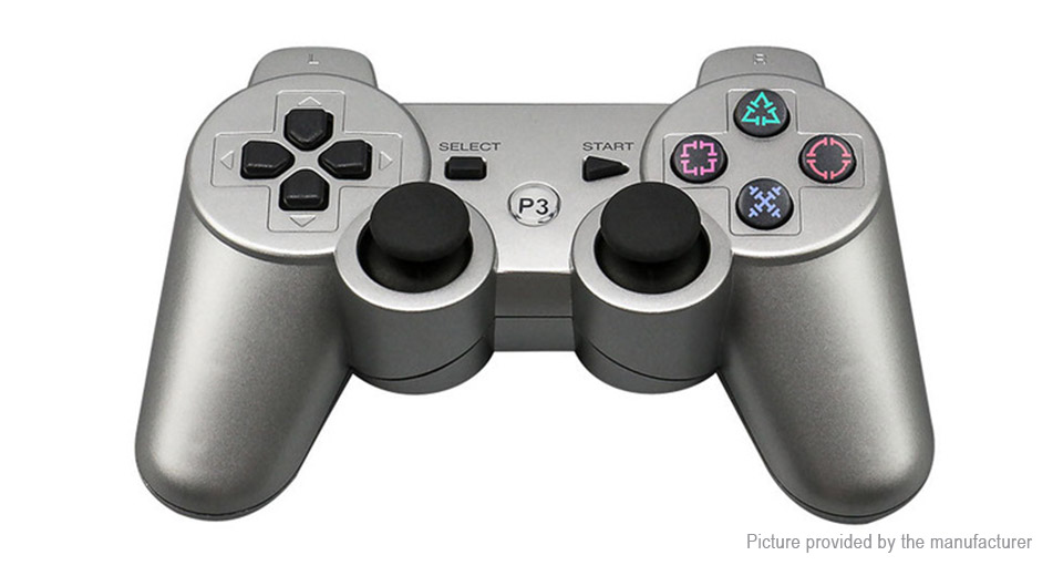 Bluetooth V3.0 Gamepad / Game Controller for PS3