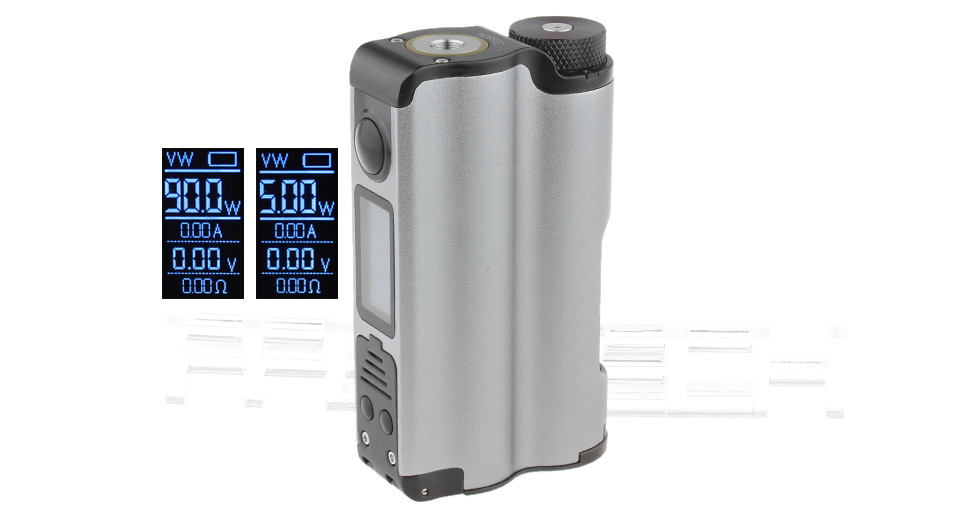 Product Image: authentic-dovpo-topside-90w-tc-vw-squonk-box-mod