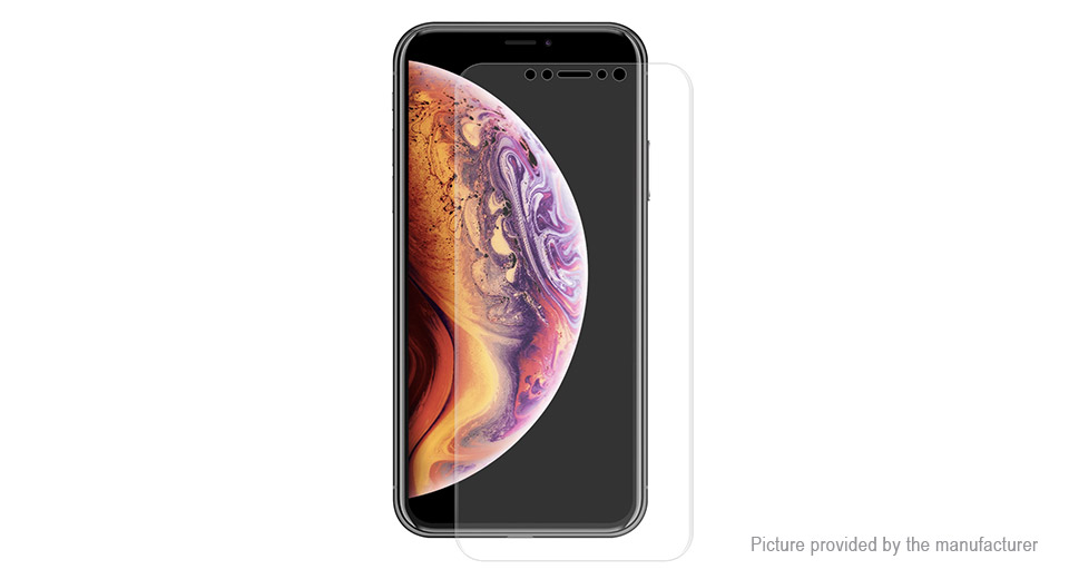 Hat.Prince 3D PET Full Screen Protector for iPhone XS Max