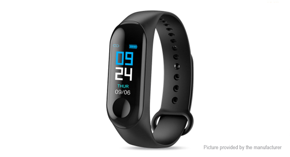 Product Image: m3x-0-96-ips-touch-screen-smart-bracelet-wristband