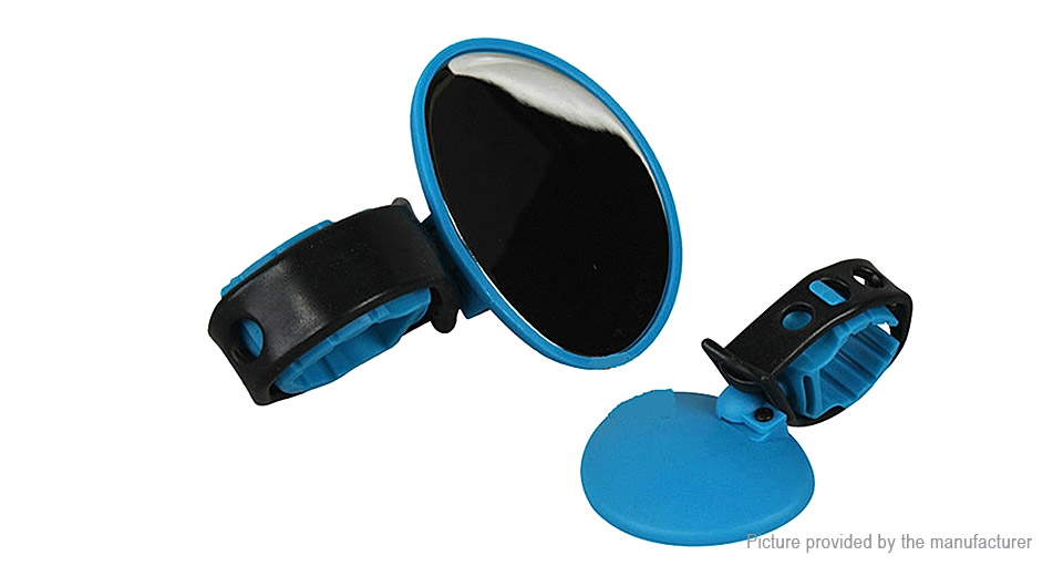 360 Degree Rotatable MTB Bicycle Safety Rearview Mirror