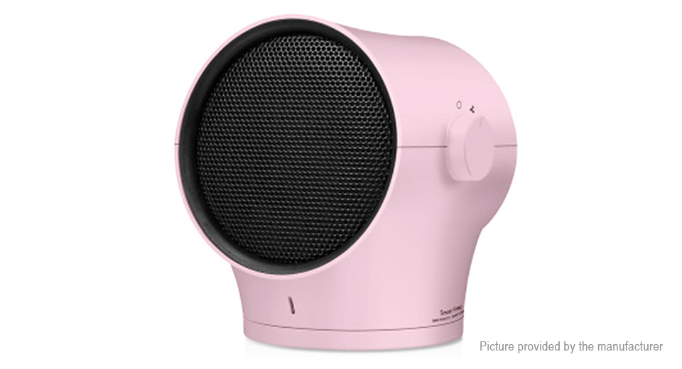 Smart Frog Home Office Mini Electric Fan Heater / Air Cooler