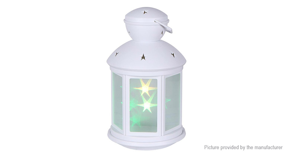 Portable 3D Starry Sky Visual LED Night Lamp Atmosphere Light