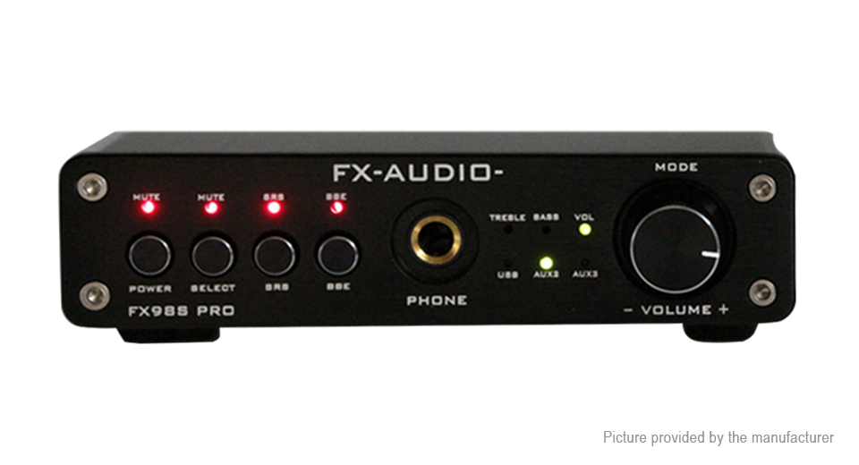 Product Image: fx-audio-fx-98s-hifi-digital-stereo-audio