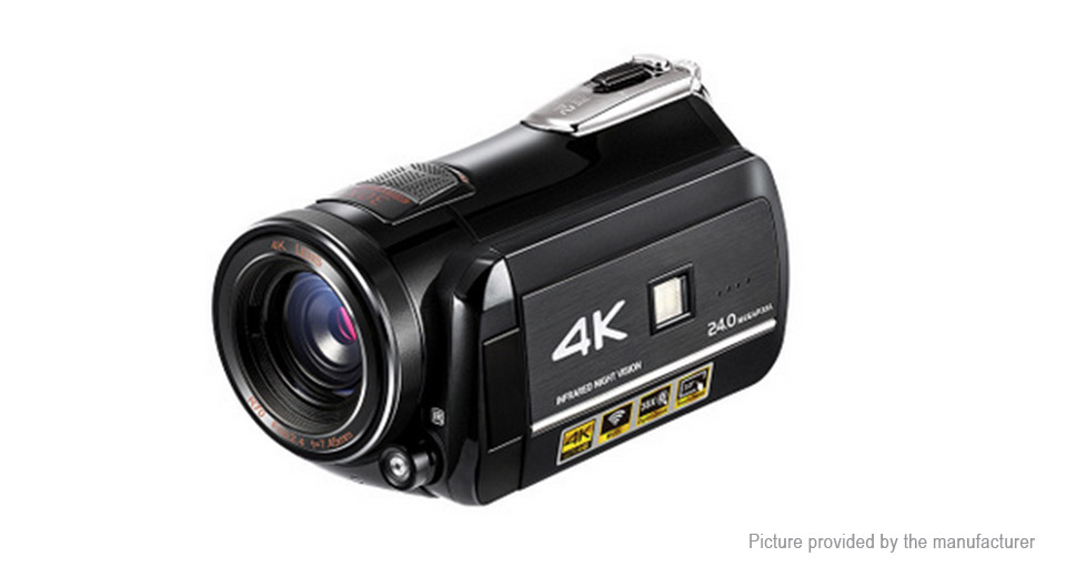 Product Image: hdr-ac3-4k-hd-night-vision-wifi-dv-video-camera