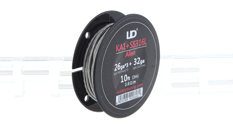 Product Image: authentic-youde-ud-kanthal-a1-316l-stainless