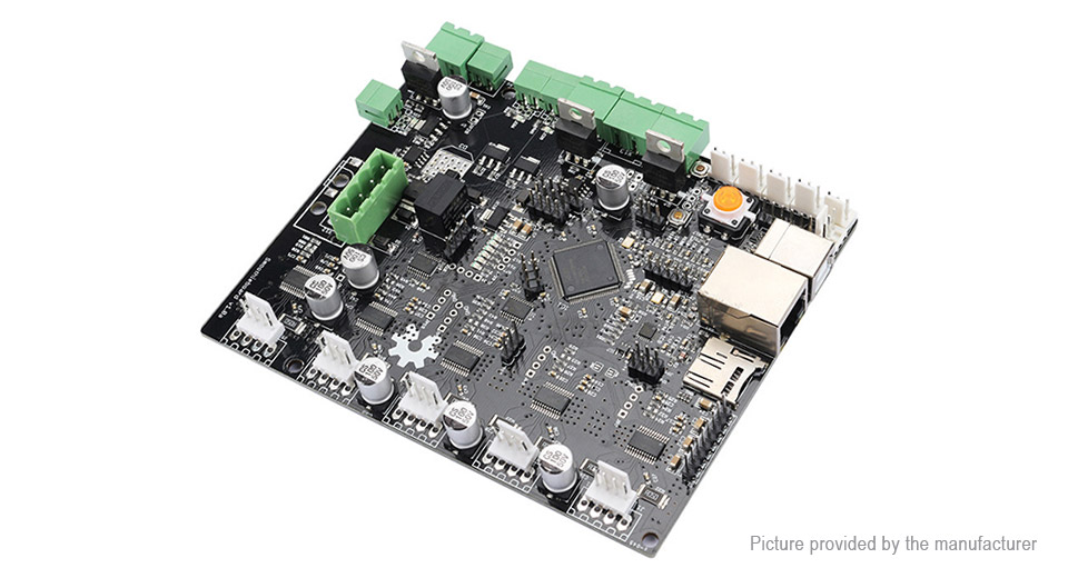 Product Image: 12-24v-smoothieboard-5x-v1-0-motherboard-for-3d