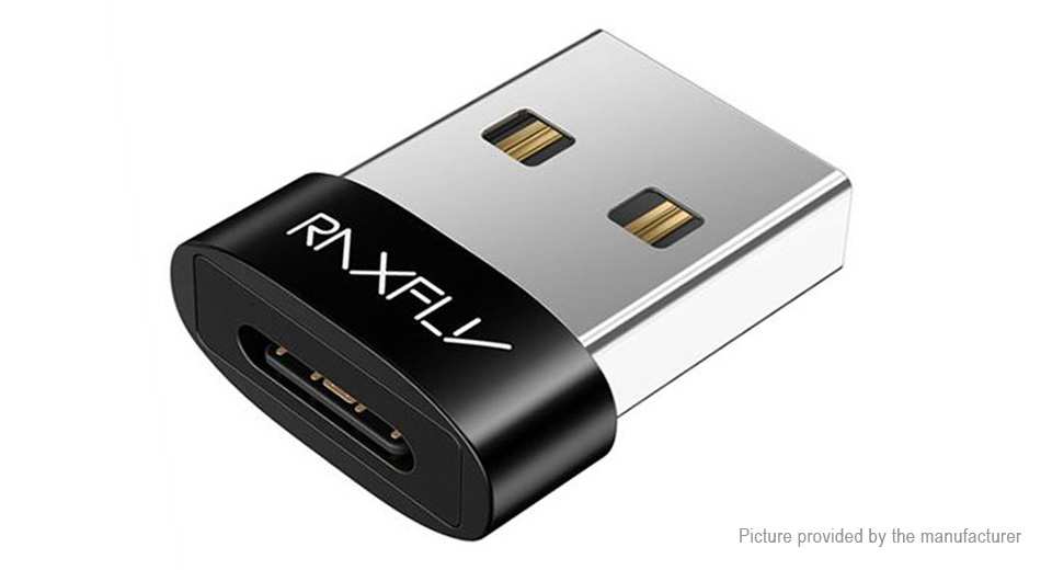 Product Image: raxfly-usb-2-0-to-usb-c-otg-converter-adapter