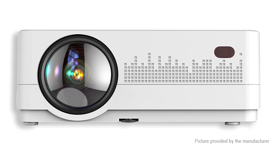 Q2 Mini Portable LED Projector Home Theater (US)