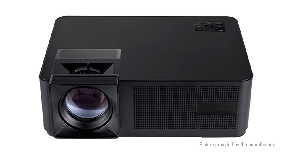 CM1 Portable LED Projector Home Theater (US)