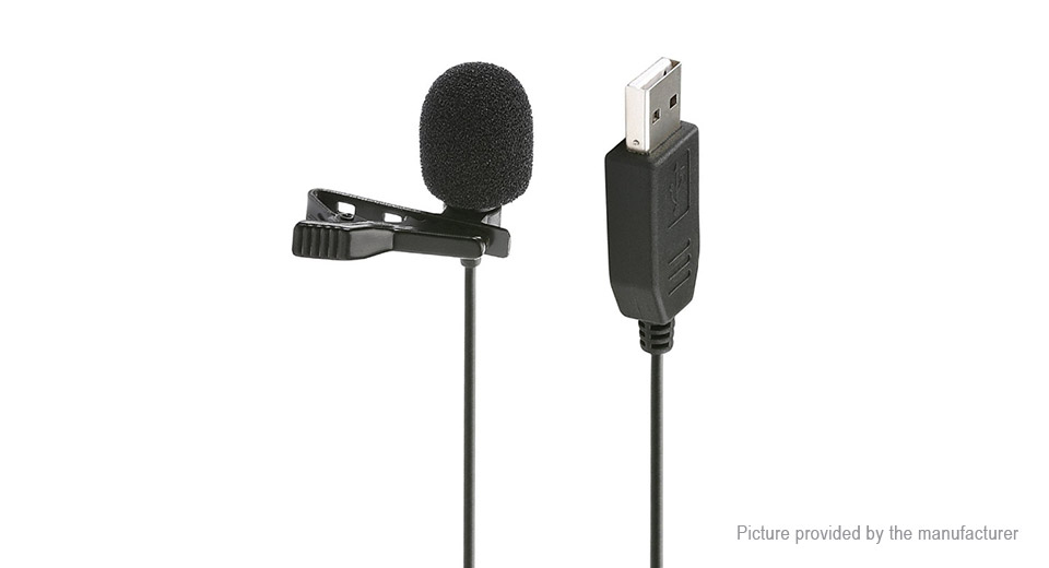 Product Image: usb-lapel-clip-on-omnidirectional-lavalier