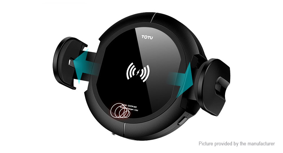 Product Image: totu-car-air-vent-qi-induction-wireless-charger