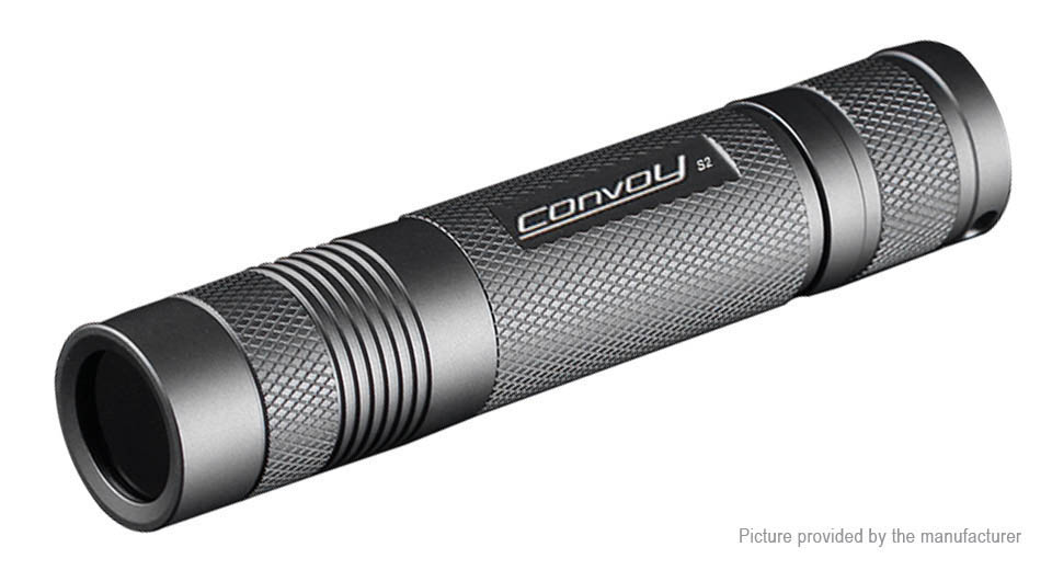 Product Image: convoy-s2-uv-led-flashlight