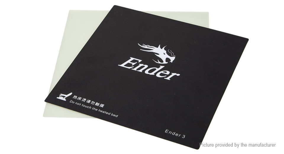 Product Image: heat-bed-sticker-build-plate-for-creality-ender-3