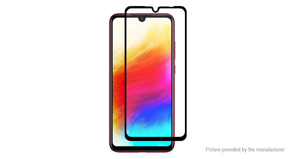 dfe5d5c0e80bae Prince 2.5D Tempered Glass Screen Protector for Xiaomi Redmi Note 7 - 9H  hardness / 0.26mm thickness / full glue at FastTech - Worldwide Free  Shipping