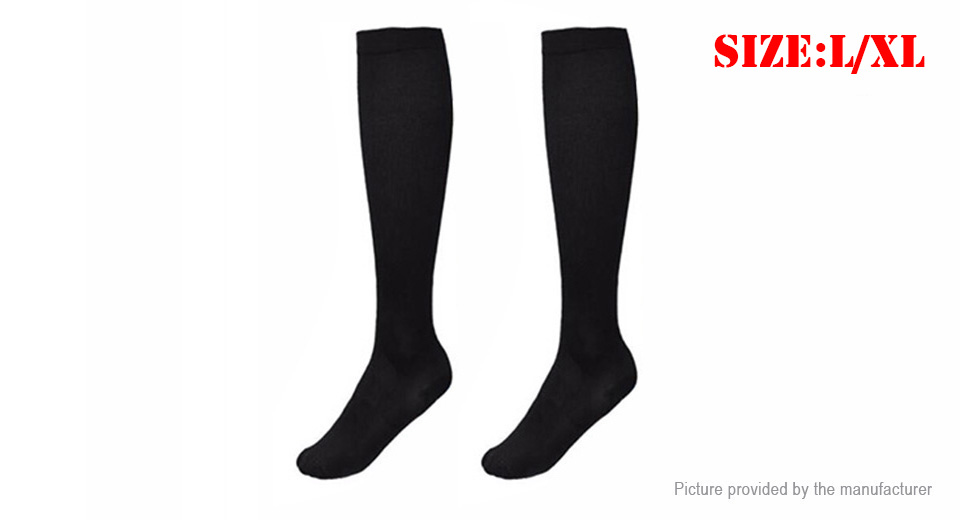 Pain-relief Compression Socks for Varicose Veins (Size L/XL)