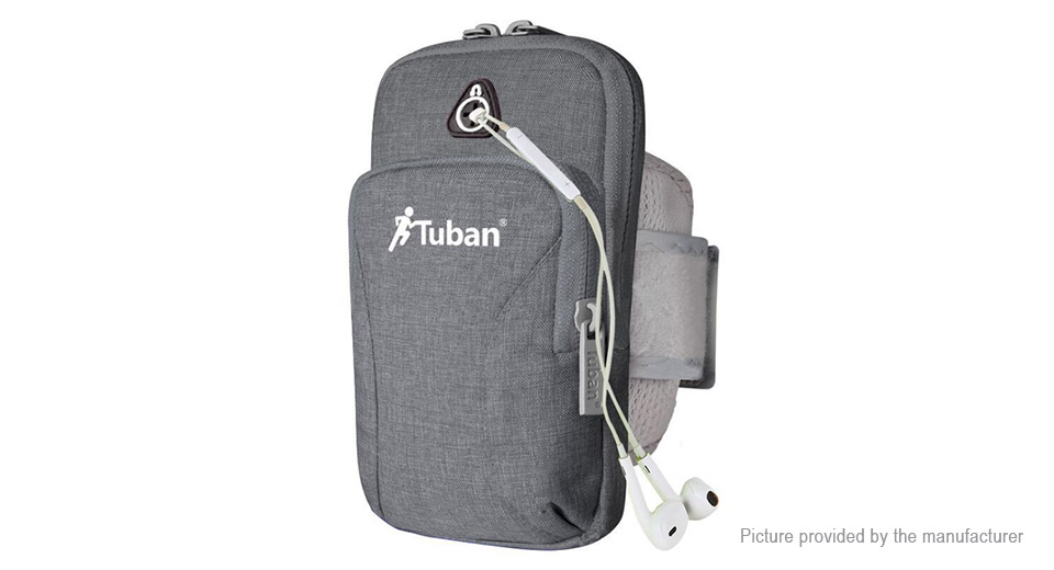 Tuban Sports Running Arm Bag Cell Phone Pouch Bag