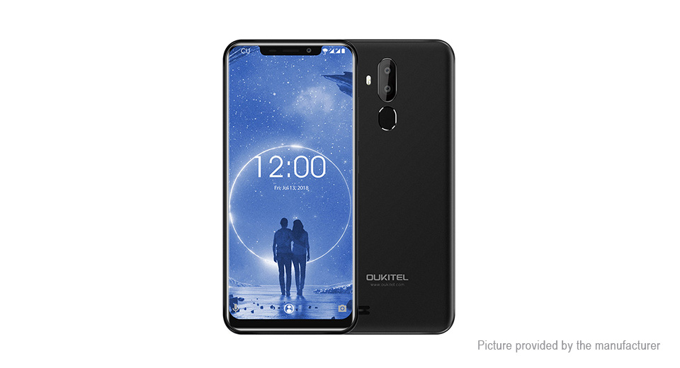 Product Image: authentic-oukitel-c12-6-18-ips-quad-core-oreo-3g