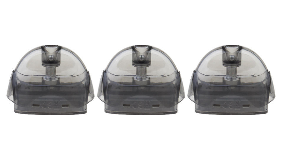 Authentic VapeCige VTX Replacement Pod Cartridge (3-Pack)