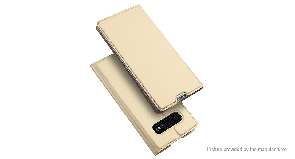 Product Image: dux-ducis-pu-tpu-flip-open-protective-case-cover