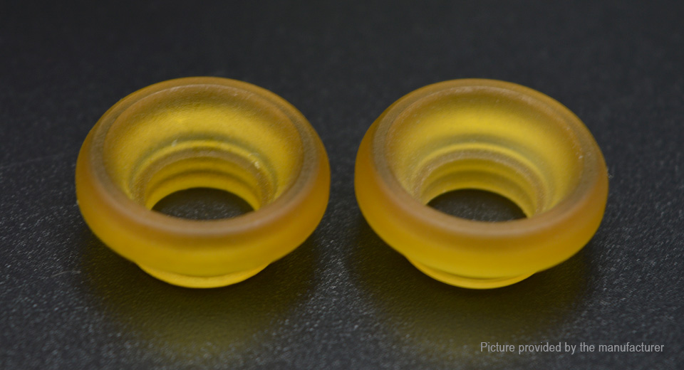Resin 810 to 510 Drip Tip Adapter (2-Pack)
