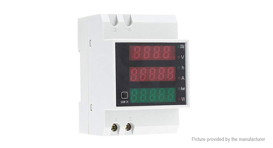 Product Image: d52-2047-led-digital-power-meter-voltmeter-ammeter