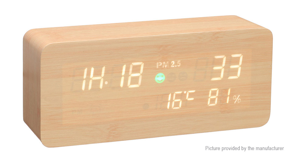 Product Image: multifunctional-led-pm2-5-detector-thermometer