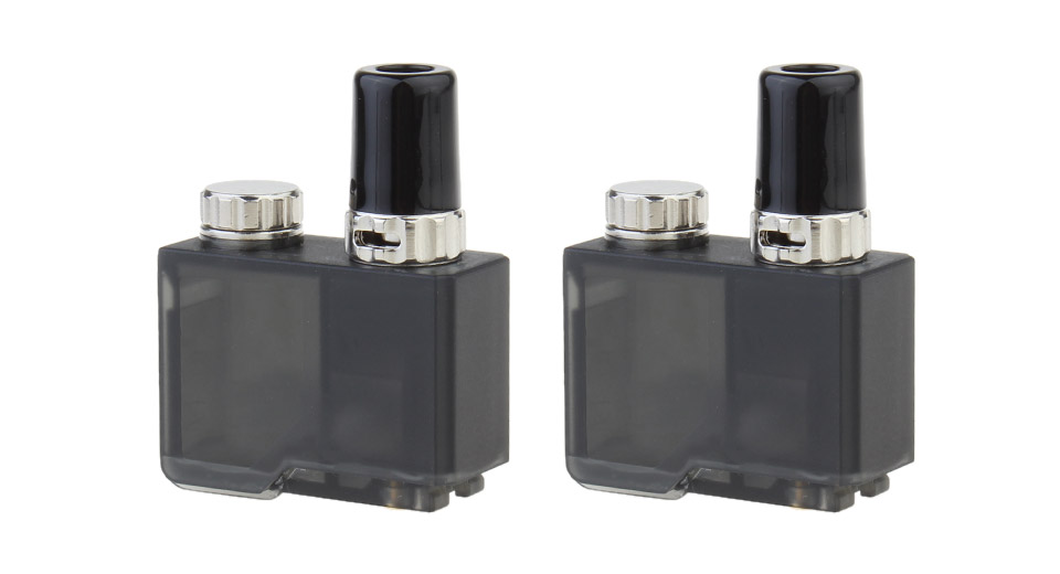 Authentic Lost Vape Orion DNA GO Replacement Pod Cartridge (2-Pack)