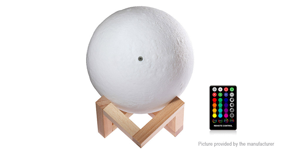 Product Image: creative-18cm-3d-printing-moonlight-lamp-led