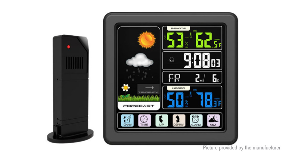 Product Image: multifunctional-wireless-weather-station