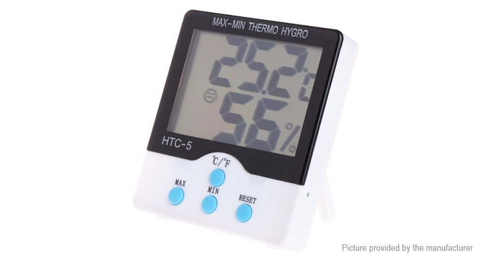 Product Image: winys-htc-5-home-digital-thermometer-hygrometer