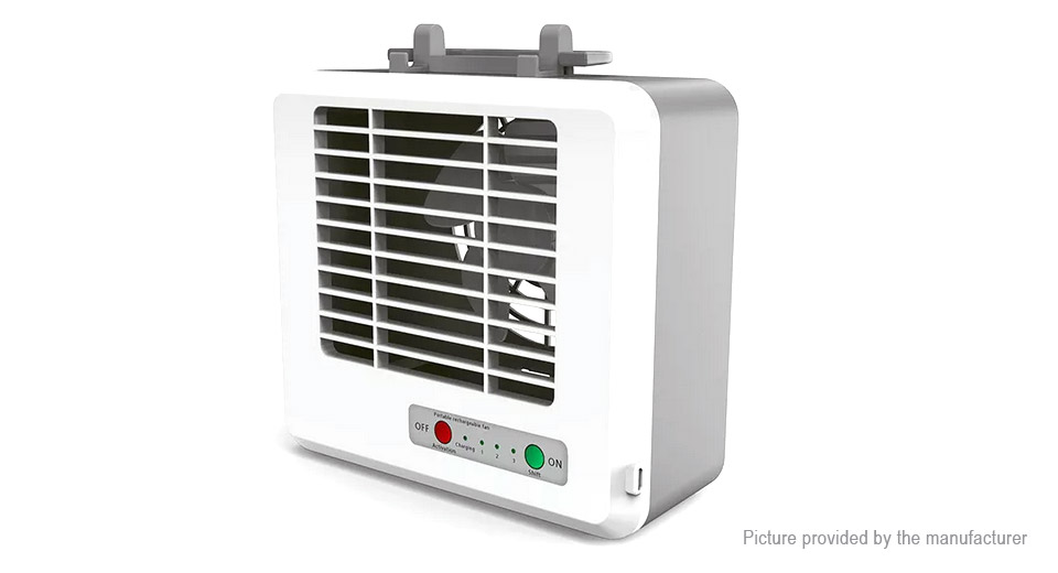 K303 Mini Portable Air Conditioner Cooling Fan