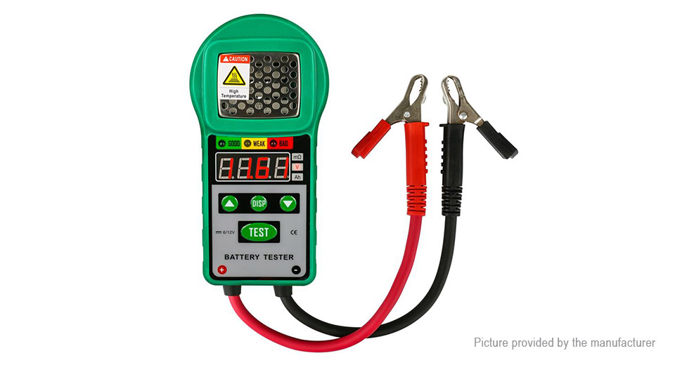 Authentic DUOYI DY225 Automotive Battery System Tester