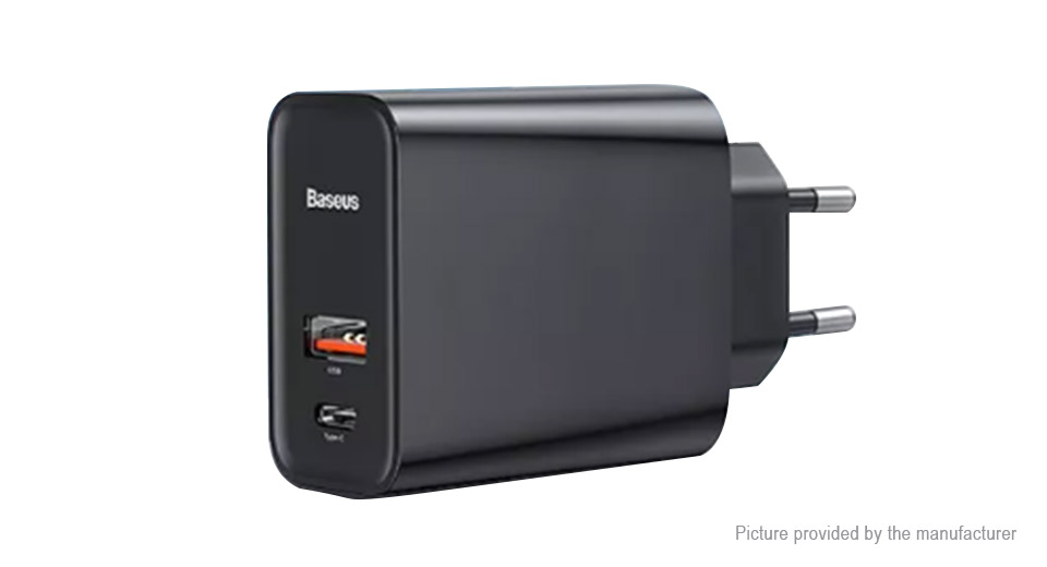 Product Image: authentic-baseus-usb-3-0-usb-c-wall-charger