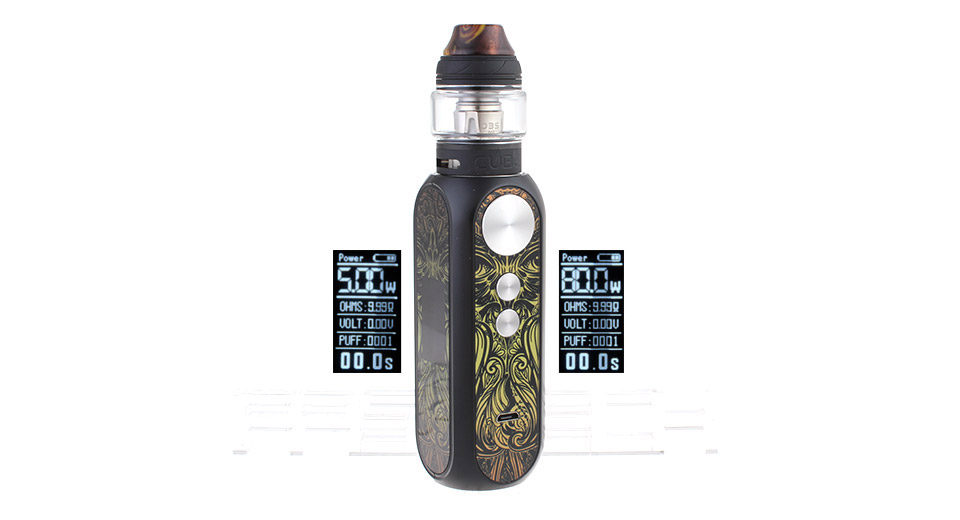 Product Image: authentic-obs-cube-x-80w-vw-apv-box-mod-kit