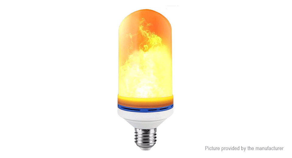 Product Image: led-flame-effect-light-bulb-e27-atmosphere