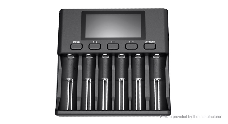 Product Image: authentic-liitokala-lii-s6-6-slot-battery-charger