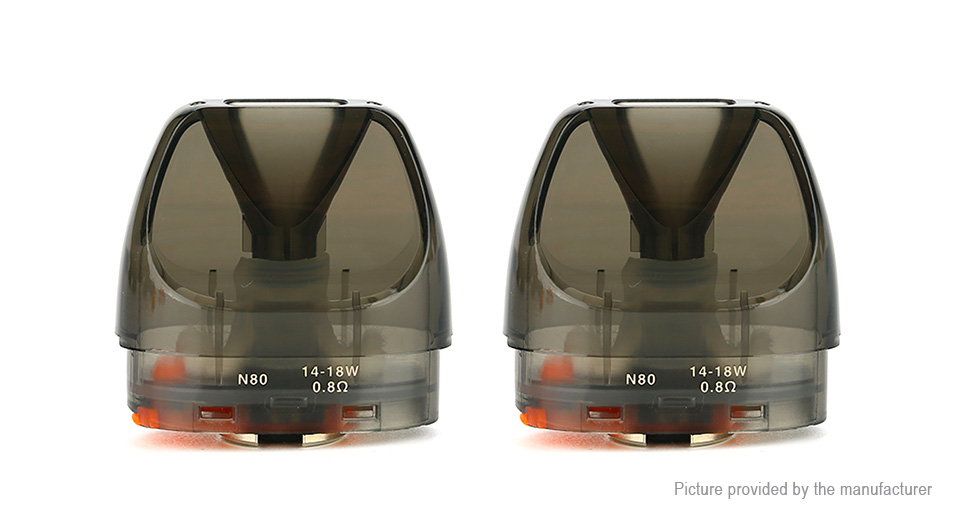 5 32 Free Shipping Authentic Geekvape Bident Replacement Pod B1 N80 Cartridge 2 Pack Bident Pod B1 N80 3 5ml 0 8ohm 2 Pack At M Fasttech Com Fasttech Mobile
