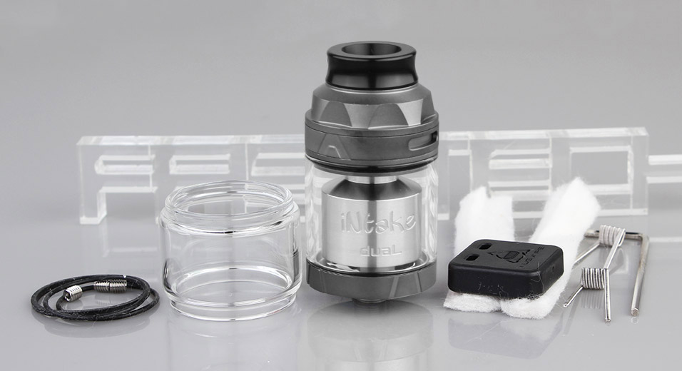 Product Image: authentic-augvape-intake-dual-rta-rebuildable