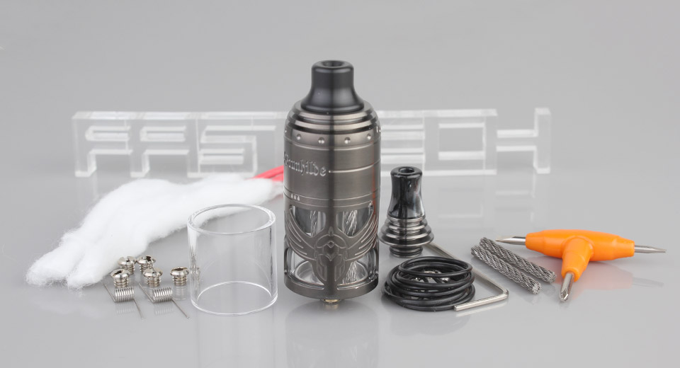 Product Image: authentic-vapefly-brunhilde-mtl-rta-rebuildable