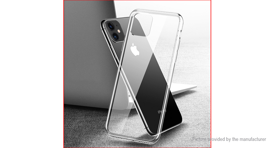 Product Image: cafele-tpu-6d-tempered-glass-protective-back-case