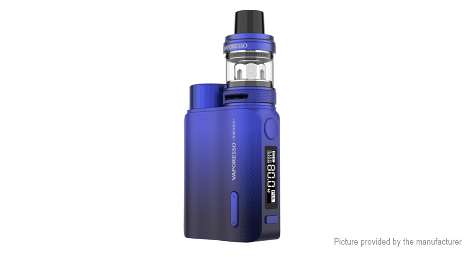 Product Image: authentic-vaporesso-swag-ii-80w-vw-apv-box-mod-kit