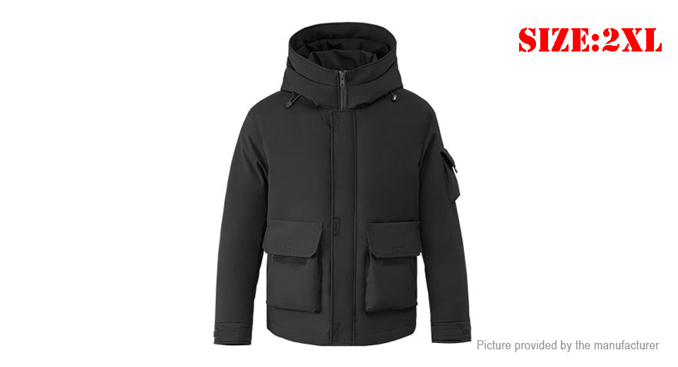 Product Image: authentic-xiaomi-youpin-90fun-men-s-short-hooded