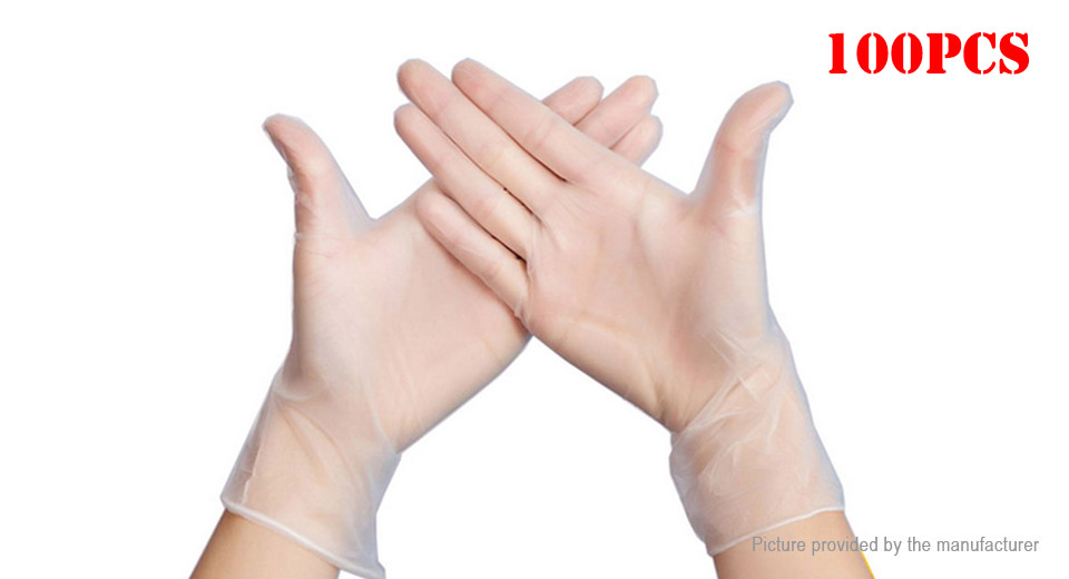 INTCO Disposable Medical Gloves from Xiaomi Youpin (Size M)